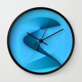 rising energy Wall Clock