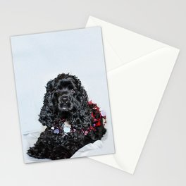 Valentine Puppy Photography Print Stationery Cards
