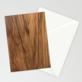 Lyrical Wood Stationery Cards