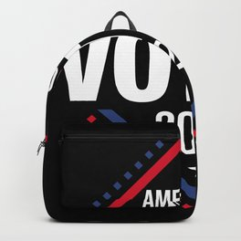 Artistic Voter Of America Illustration Backpack