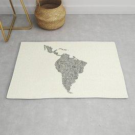 latinoamerica Rug