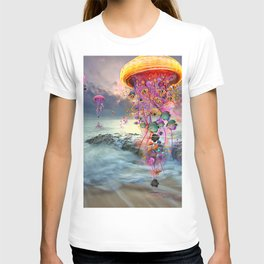 On Distant Shores T-shirt