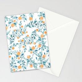 Orange Blossom Stationery Cards