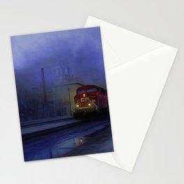 Night Train Stationery Cards