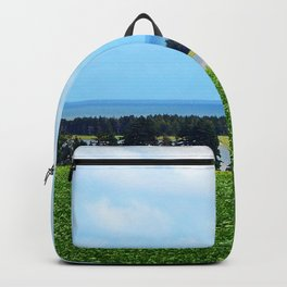 Seaside Crop Field Backpack