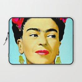 Frida Blue Laptop Sleeve