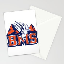 BMS Stationery Cards