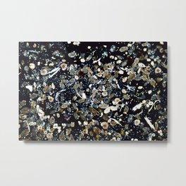 Foraminifera from Mediterranean Metal Print