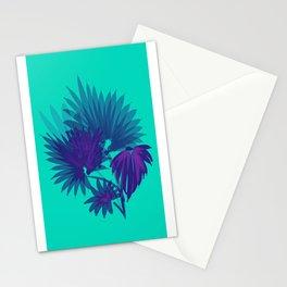 feuilles de palmier II Stationery Cards