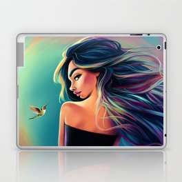 A Frozen Second Laptop & iPad Skin
