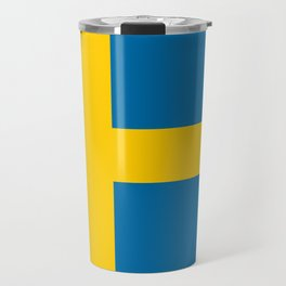Flag of Sweden - Swedish Flag Travel Mug