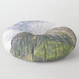 Milford Sound Floor Pillow