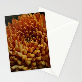 'Come into my flower,' said the orange spider to the blue fly Stationery Cards