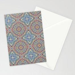 1,000 Origami Crane Kaleidoscope  Stationery Cards
