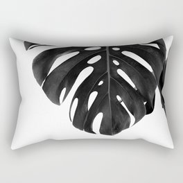 Monstera Delight #2 #tropical #decor #art #society6 Rectangular Pillow