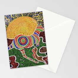 BORA THE KANGAROO 2 Stationery Cards