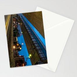 Roma, stazione urbana | Rome urban station Stationery Cards