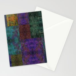 Boho Batik Stationery Cards