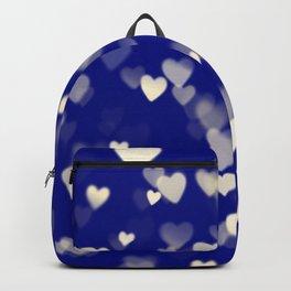 heart shape pattern Backpack