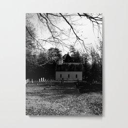 Oldchurch Metal Print