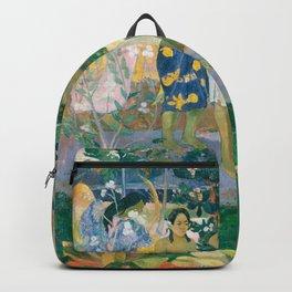Paul Gauguin - Hail Mary (Ia Orana Maria) Backpack