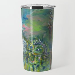 Spilling my Guts in the Fairytale Sea Travel Mug