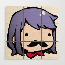Lita Stache Wood Wall Art