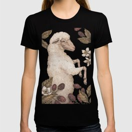 The Sheep and Blackberries T-shirt
