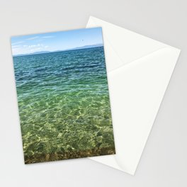 Keep Tahoe Ombre Stationery Cards