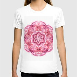 Pink Kaleidescope T-shirt