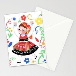 Rancho Folclorico Stationery Cards