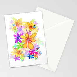 Flowers by John Logan Stationery Cards