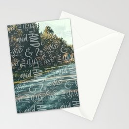 And Then Stationery Cards