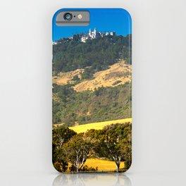 Hearst Castle, San Simeon, California iPhone Case