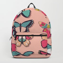 Butterflies collection 03 Backpack