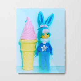 lil bun's sweet treat Metal Print