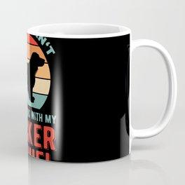 Cocker Spaniel Funny Coffee Mug