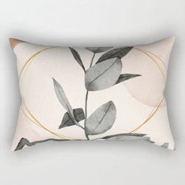 Modern Abstract Art  Rectangular Pillow