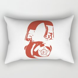 Head phones by IMI Rectangular Pillow