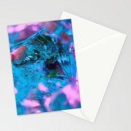 Glacier pass 2 Stationery Cards