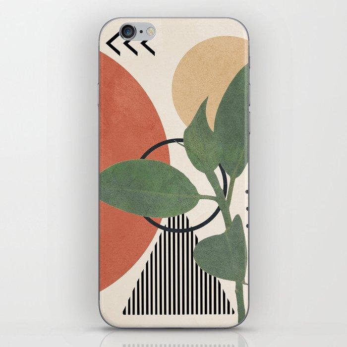 Nature Geometry III iPhone Skin