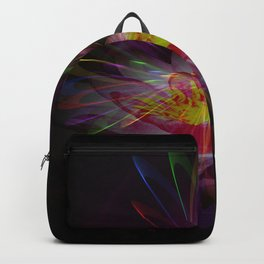 Abstract in perfection 95 Backpack