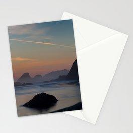 Moonstone At Dusk Stationery Cards