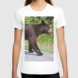 The happiest bear in Jasper National Park T-shirt