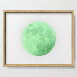 LIME MOON Serving Tray