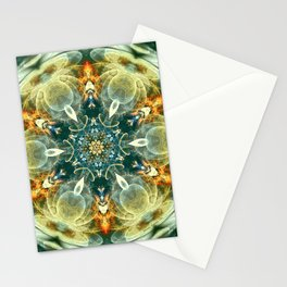 Mandalas from the Heart of Change 6 Stationery Cards