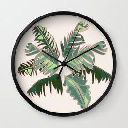 Ke Aloha Wall Clock