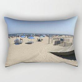 Asbury Park Panorama Rectangular Pillow