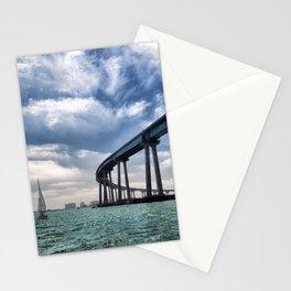 Coronado Bridge Stationery Cards