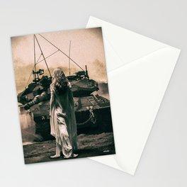 I Stand Alone , I'm not afraid Stationery Cards